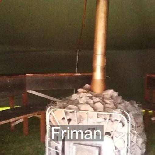 """""""Työläin"""" Friman, Toivakka."""