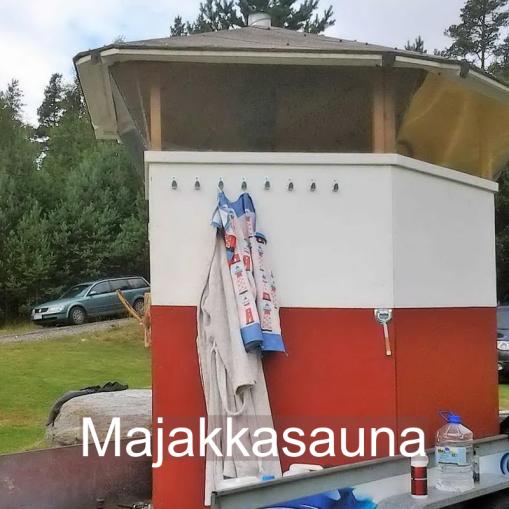 """""""Parasta Majakkasaunassa on 360° maisema ja tietysti hyvät löylyt."""" Majakkasauna, Laihia."""
