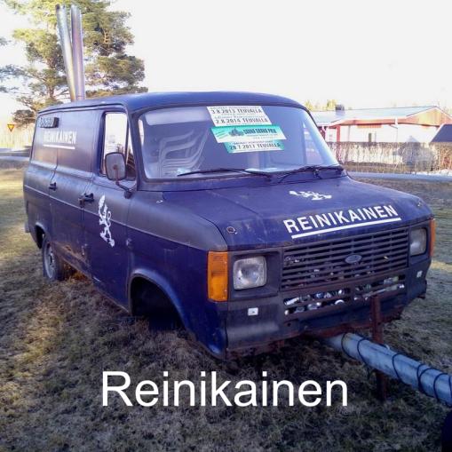 """""""Ruma mutta kuuma"""" Reinikainen, Karhi / Marinkainen."""