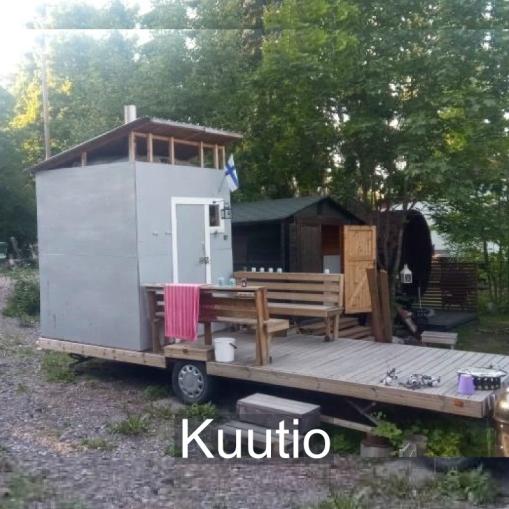... Kuutio, Vantaa.