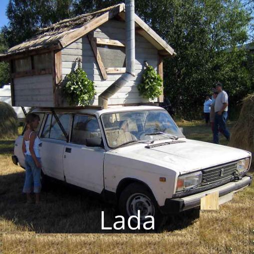 """""""Ollut mukana joka vuosi!"""" Lada, Teuva"""
